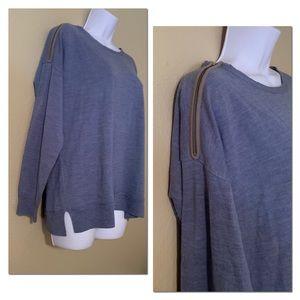 NWT J Crew 100% Merino Wool Sweater Size Large